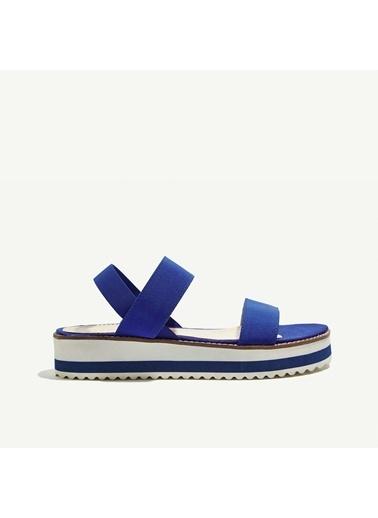 Yargıcı Sandalet Mavi